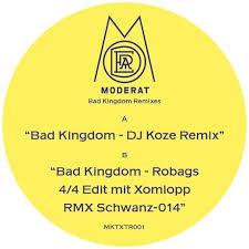 Moderat - Bad Kingdom (Robag Wruhme 4x4 Edit) // LYRICS