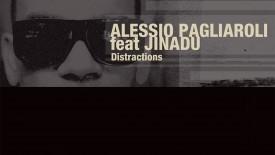 Alessio Pagliaroli - Distractions Feat. Jinadu (Frankey & Sandrino Remix) // LYRICS