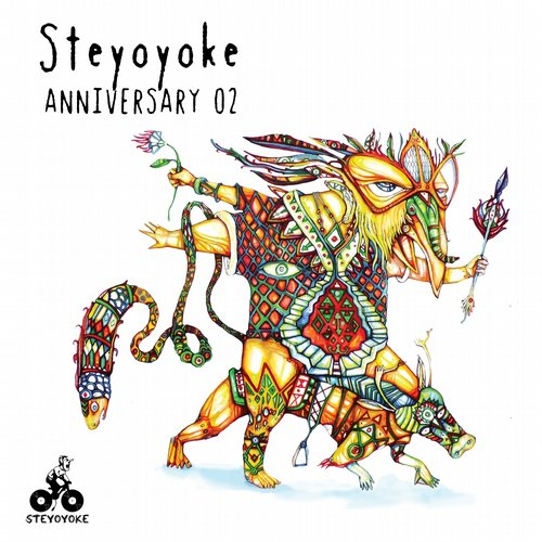 Steyoyoke Artwork // DeeplyMoved