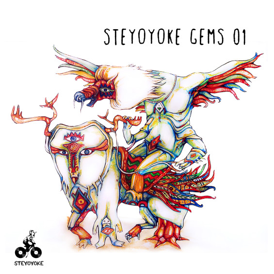 Steyoyoke Artwork // DeeplyMoved