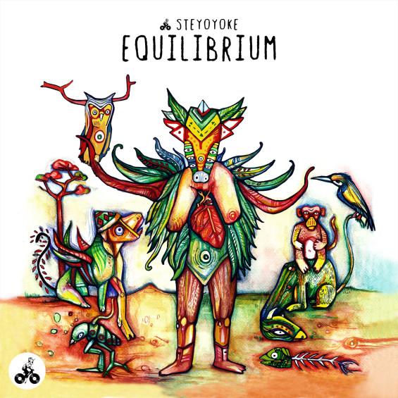 Steyoyoke - Equilibrium // DeeplyMoved