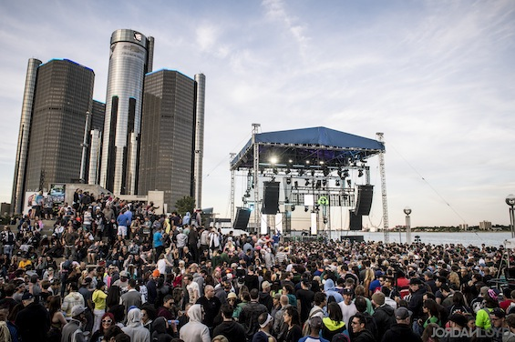 Detroit Movement Festival 2015 Lineup // DeeplyMoved