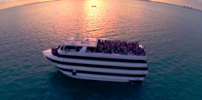 South Beach Lady WMC Boat Parties // DeeplyMoved