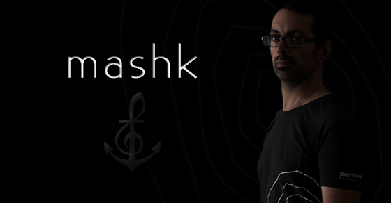 DeeplyMixed Podcast 004 - Mashk [Parquet] // DeeplyMoved