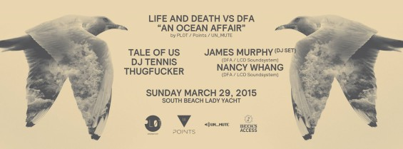 WMC 2015 Best Boat Party Life and Death // DeeplyMoved