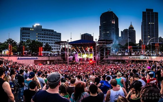 Movement Festival Detroit 2015 Lineup // DeeplyMoved