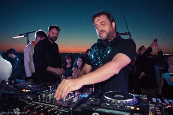 WMC 2015 - Life and Death Boat Party // DeeplyMoved