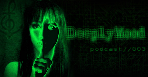 DeeplyMood Deep House and Techno Podcast 003 by Zxyra // DeeplyMoved