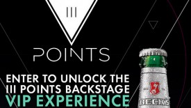 III Points Festival Miami x Becks Access Ticket Giveaway // DeeplyMoved