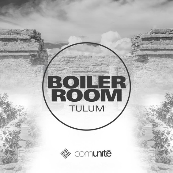 Boiler Room Tulum 2016 // DeeplyMoved