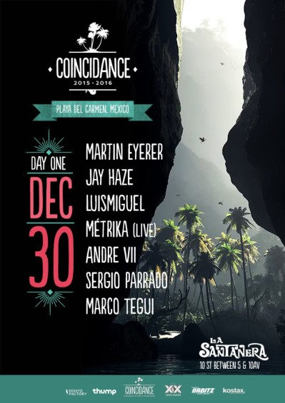 Coincidance Festival Mexico // DeeplyMoved