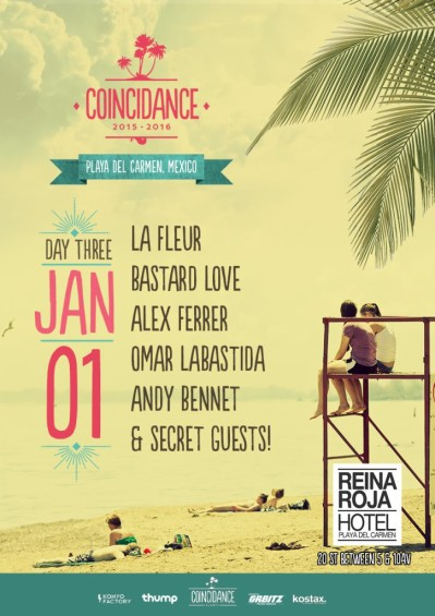 Coincidance Festival 2015-2016 - Day 3 at Reina Roja Hotel // DeeplyMoved