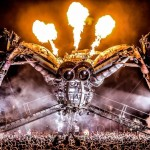 Ultra Resistance Stage Features Underground Lineup and Arcadia Spider Stage