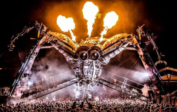 Ultra Miami Resistance Arcadia Spider 2016 Lineup // DeeplyMoved